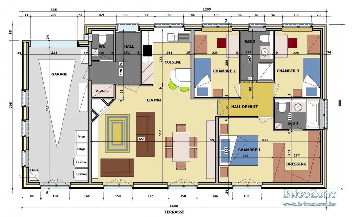 ame d 39 architecte vos id es pour extension. Black Bedroom Furniture Sets. Home Design Ideas