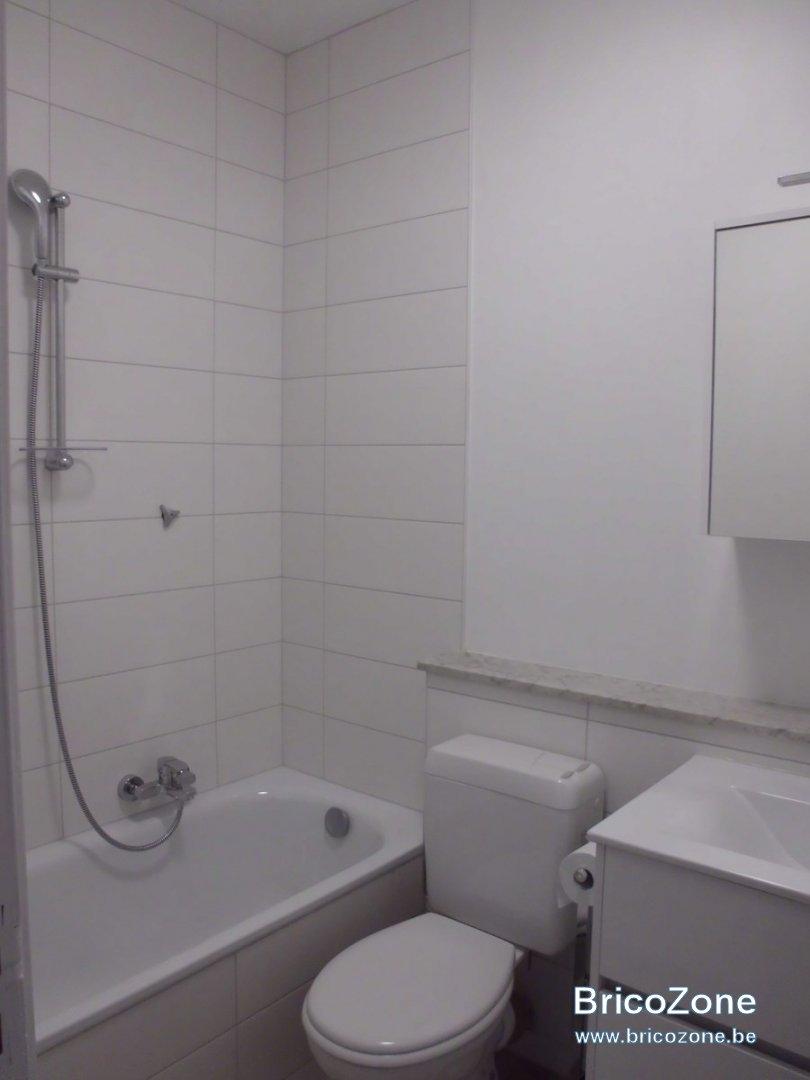 Transformation salle de bain en salle de douche for Transformation salle de bain