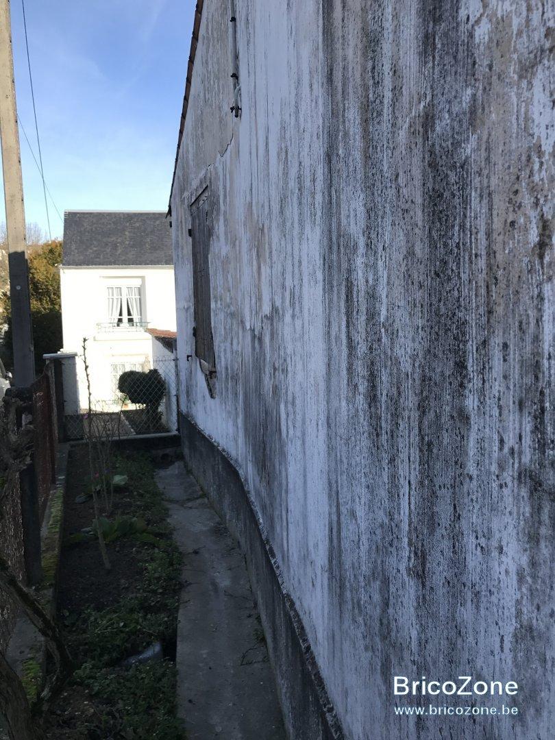 Awesome mur pas droit gallery - Droit locataire peinture murs ...