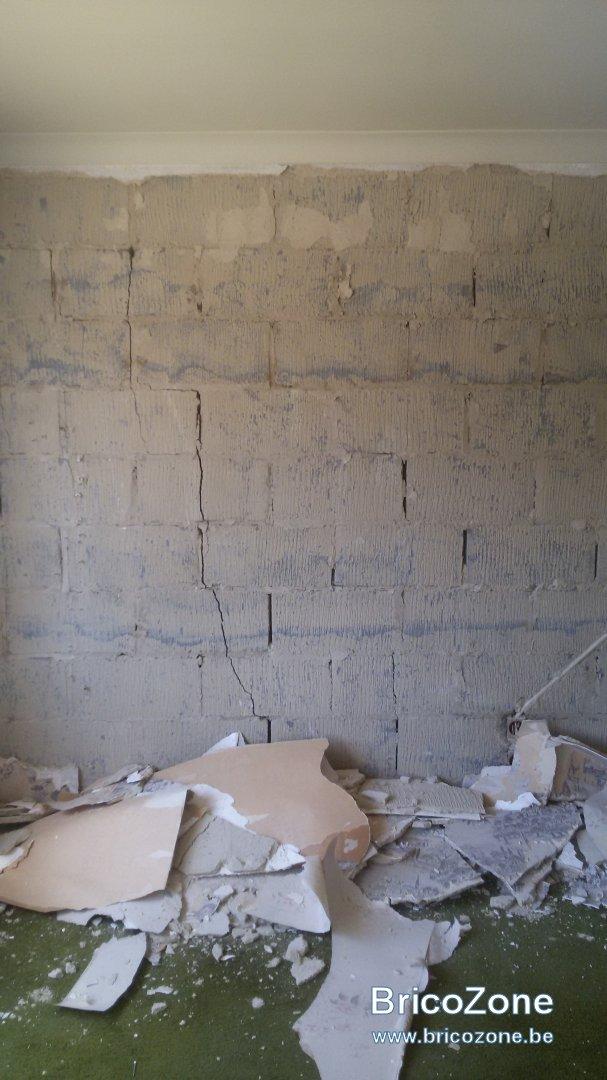 Maison de 1963 r nover d plafonner tous les murs ou for Extension maison 3 ou 4 murs