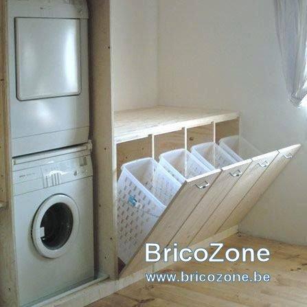 meuble bac linge buanderie. Black Bedroom Furniture Sets. Home Design Ideas