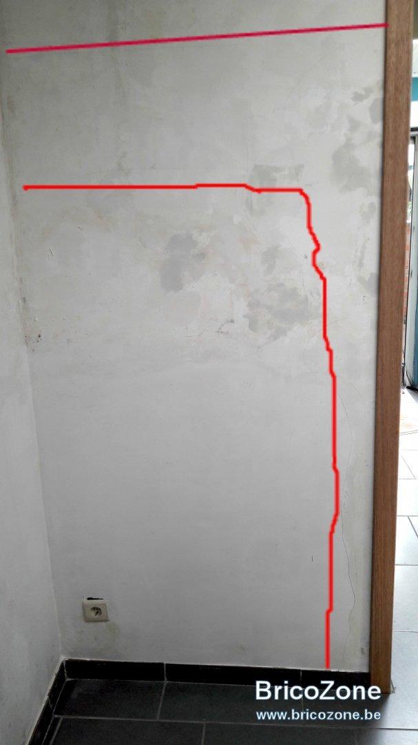 refaire un mur humide vido le traitement des murs contre les remontes capillaires duhumidit. Black Bedroom Furniture Sets. Home Design Ideas