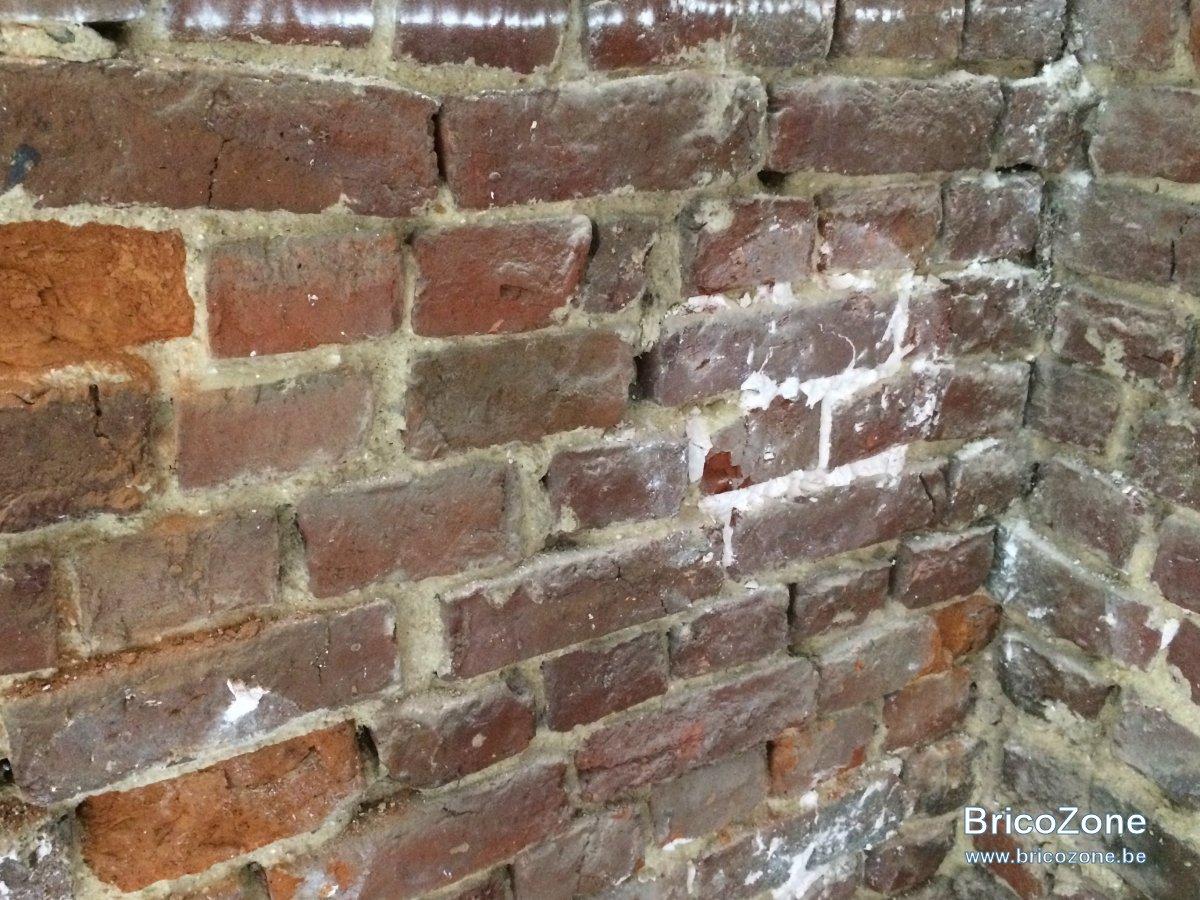 reparer mur save ordinaire comment enlever un mur. Black Bedroom Furniture Sets. Home Design Ideas