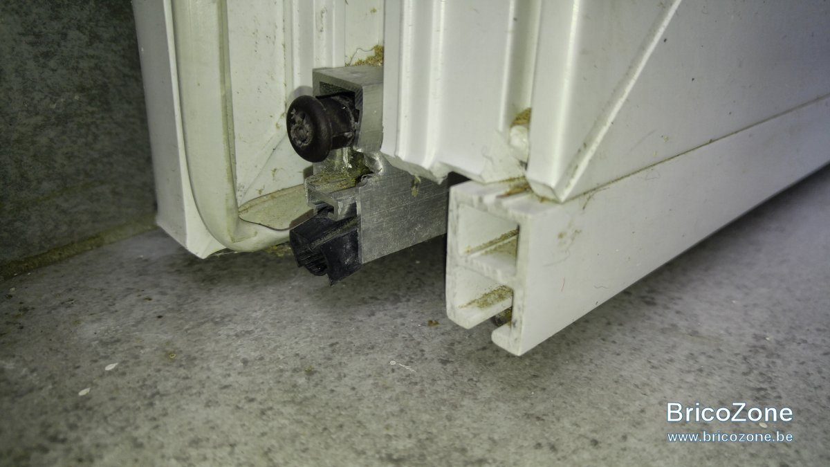 Comment Régler Le Joint De Sol Dune Porte Dentrée En Pvc - Joint pour porte d entree