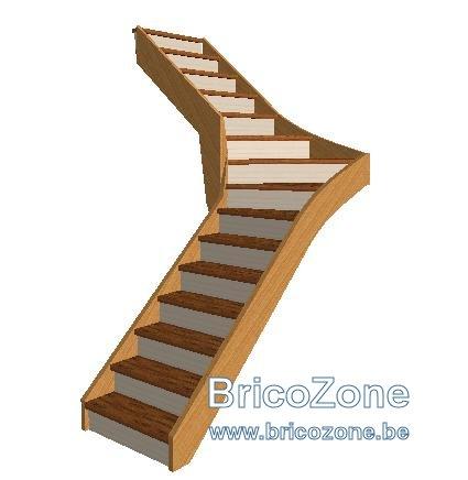 Escalier Modulaire