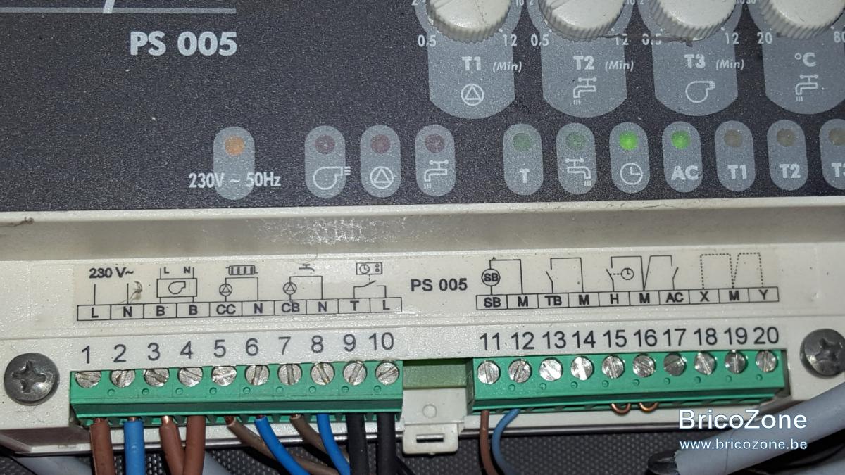 Ajouté par IntermaticLa configuration de votre nouvelle minuterie encastrée Ascend™ dans une configuration à trois.