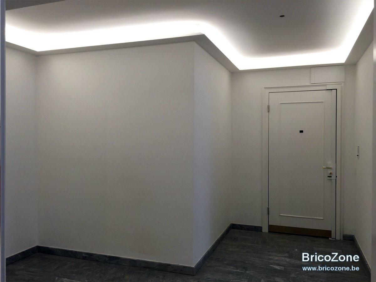faux plafond pour clairage d 39 ambiance. Black Bedroom Furniture Sets. Home Design Ideas