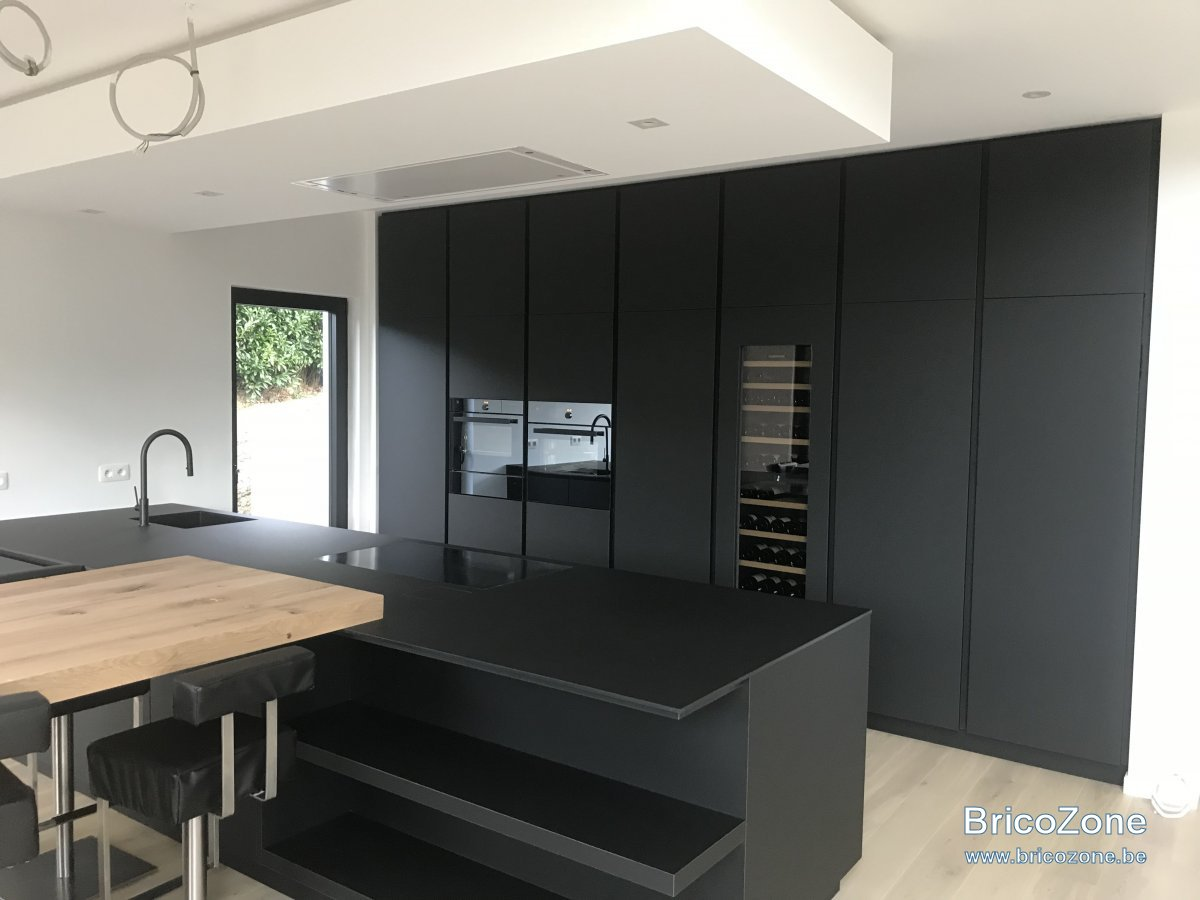 plan de travail fenix avis fabulous fnix stratifi with plan de travail fenix avis cool le. Black Bedroom Furniture Sets. Home Design Ideas