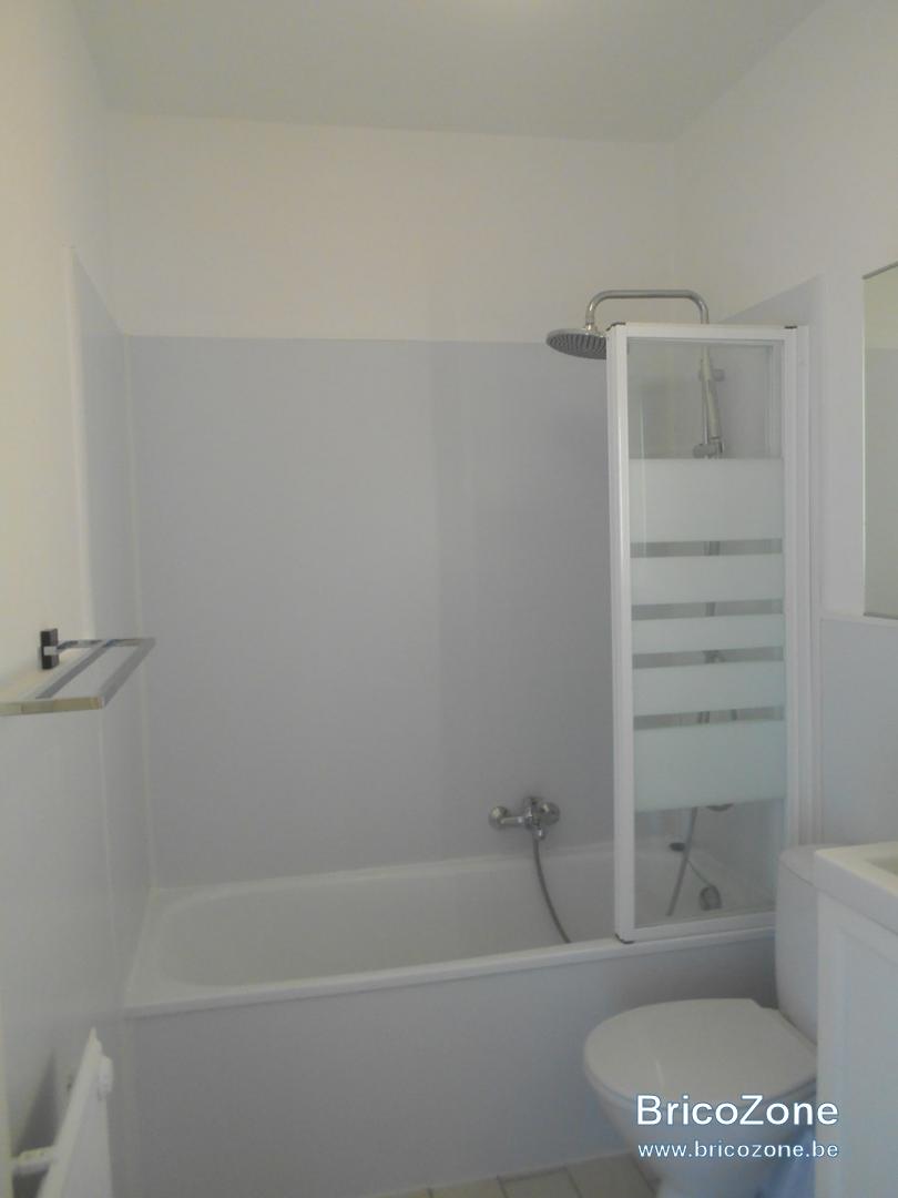 Etanchéité murs salle de bain
