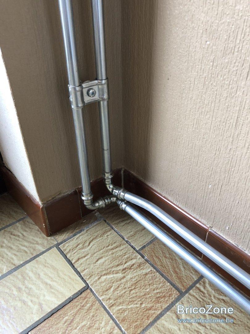 Mais Ou Sont Passé Les Tuyaux question sur matériaux utilisé pour tuyau de chauffage