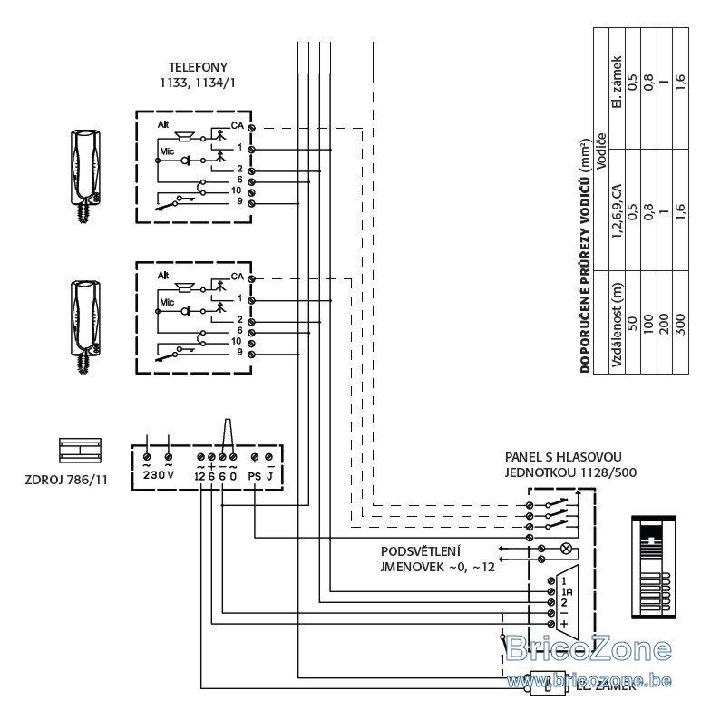 Urmet 786 11 plus de sonnette for Urmet 1150 1 schema elettrico