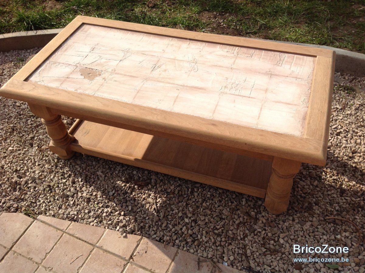 Avec Quoi Recouvrir Un Escalier En Carrelage avec quoi recouvrir une table en bois?