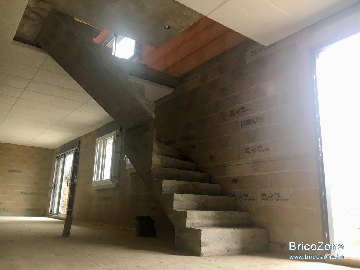 Casser Un Escalier Beton escalier béton : grandes inquiétudes