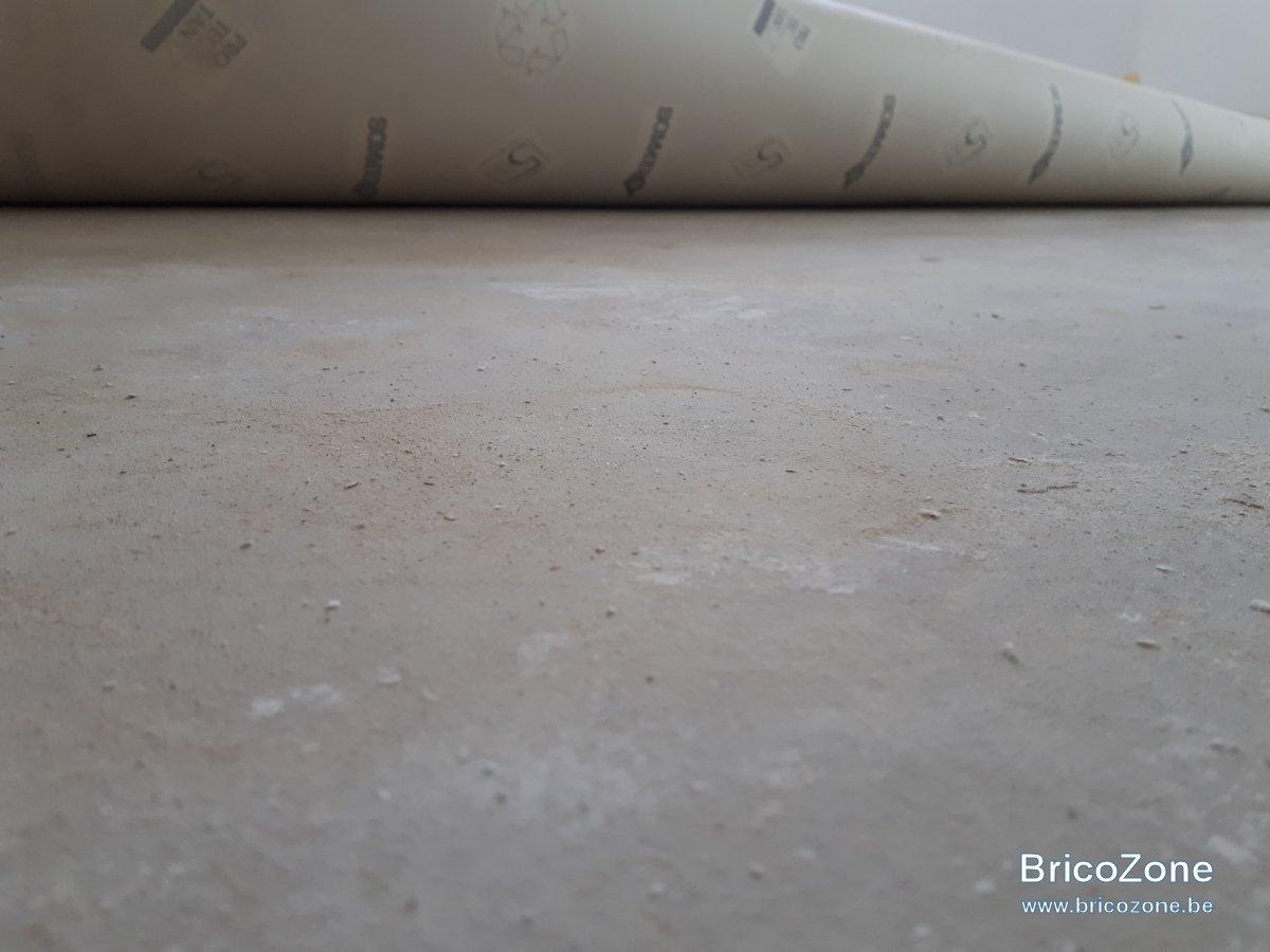Niveler La Dalle De Béton étage Avant Stratifié
