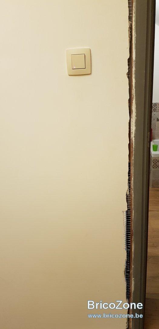 kit chambranle de porte en chene massif encadrement de porte 19 great chambranle de la. Black Bedroom Furniture Sets. Home Design Ideas