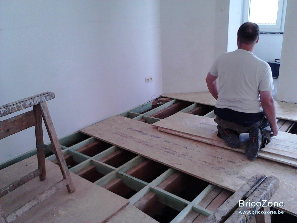 Changer Le Plancher D Une Maison ancien plancher à remplacer par osb ?