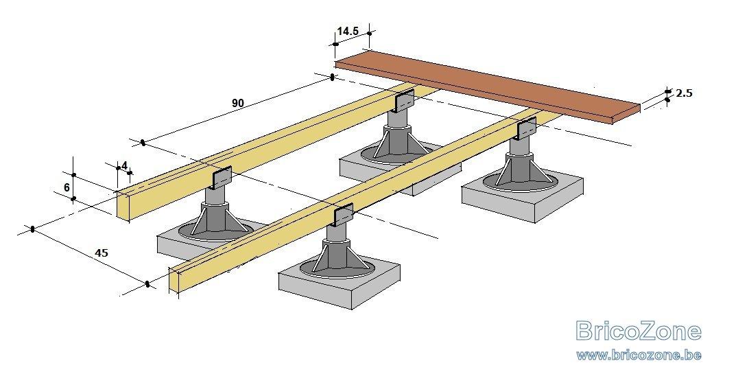 TERRASSE Support en bois  lambourdes 90x45.jpg