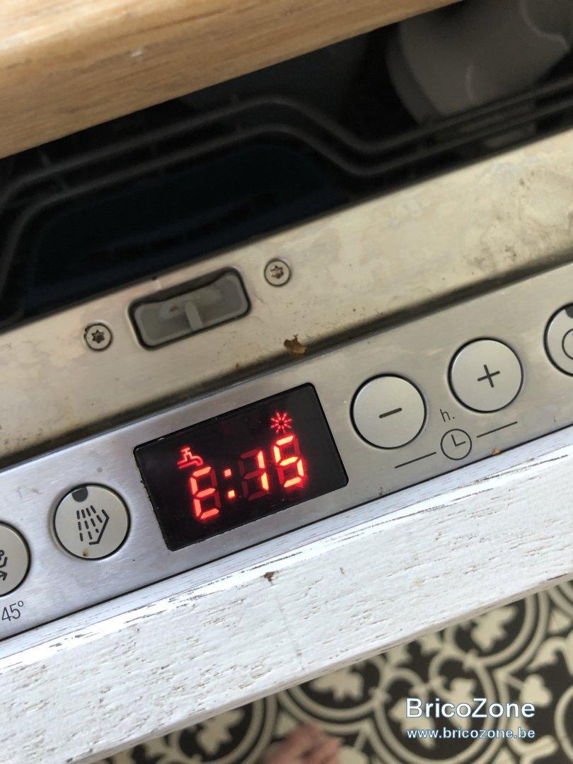 Filtre Piscine Lave Vaisselle lave vaisselle panne e-15 (bosch, siemens)
