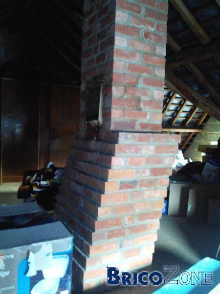 quel rockwool pour isoler conduit chemin e en brique. Black Bedroom Furniture Sets. Home Design Ideas