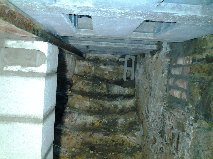 isoler sol terre battue/ seulement 8 cm total!!