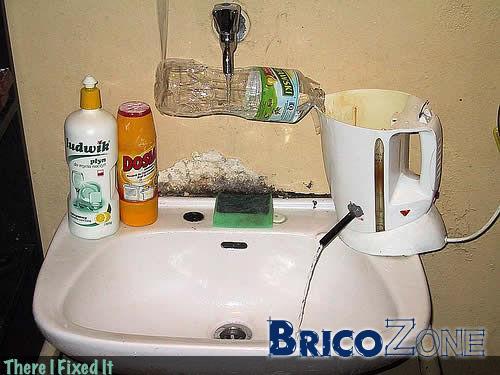 Chauffe eau instantané