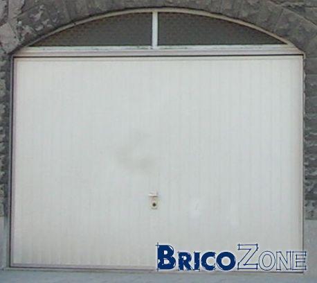 peindre une porte de garage en pvc - Peindre Des Chassis En Pvc