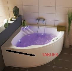 Info aide svp - Tablier pour baignoire balneo