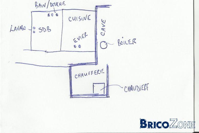 changement de chaudi re quoi faire pour ecs. Black Bedroom Furniture Sets. Home Design Ideas