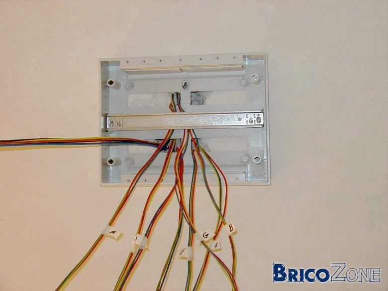 Free Img With Plan Electrique Maison