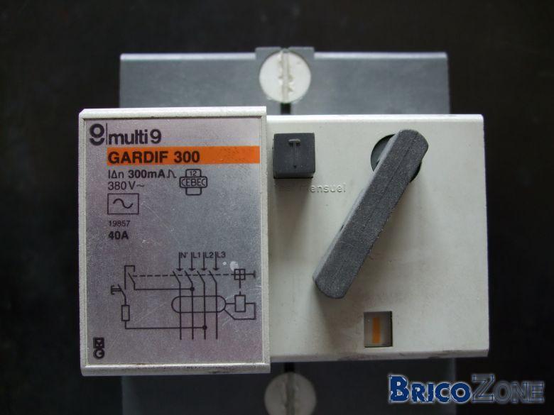 Disjoncteur ne se r arme pas voitures disponibles - Remplacer un porte fusible par un disjoncteur ...