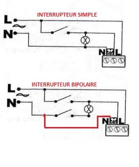 Branchement d 39 un extracteur d 39 air avec fonction timer - Aerateur salle de bain 12 volts ...