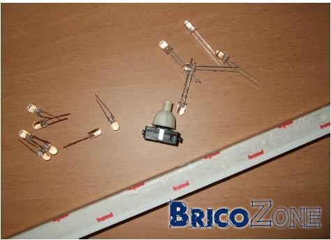 Profiles pour Strip LEDs ...