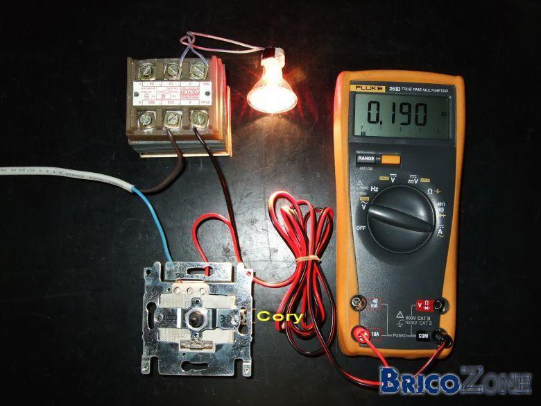 Variateur pour Lampes à LEDs