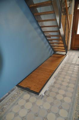 ouverture trappe de cave en bois le d fi page 2. Black Bedroom Furniture Sets. Home Design Ideas