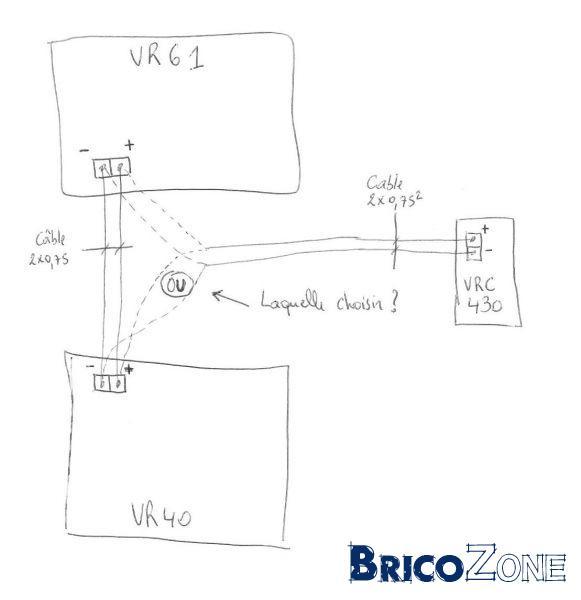 Sonde ext rieure vrc430 for Sonde exterieur chaudiere