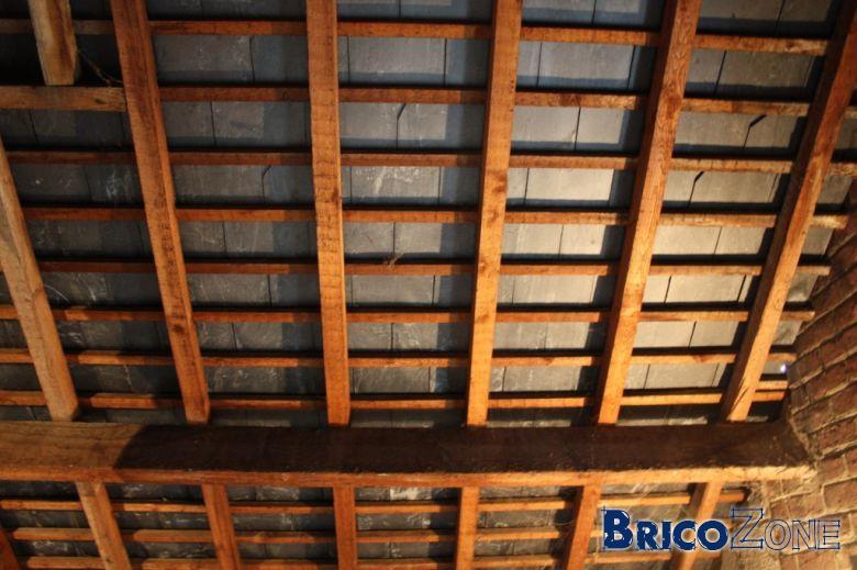 Isolation toiture sans sous toiture for Isolation sous toiture garage