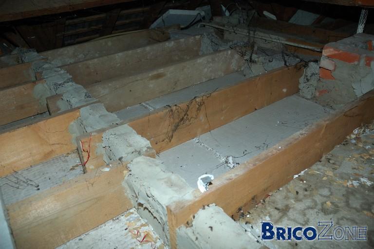 Isolation plancher de grenier besoin de bons conseils for Isolation grenier