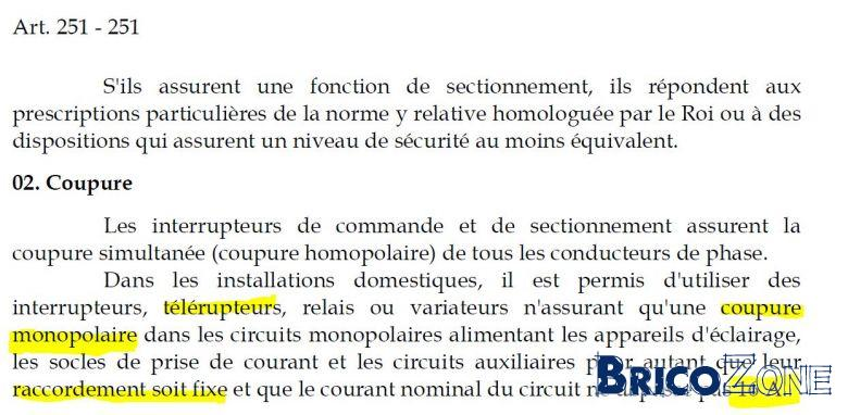Points lumineux