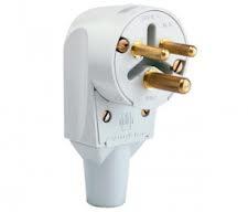 Raccordement électrique en 220 volts d'une cuisinière électrique zanussi