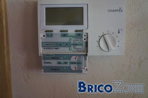 Thermostat d'ambiance mort ?