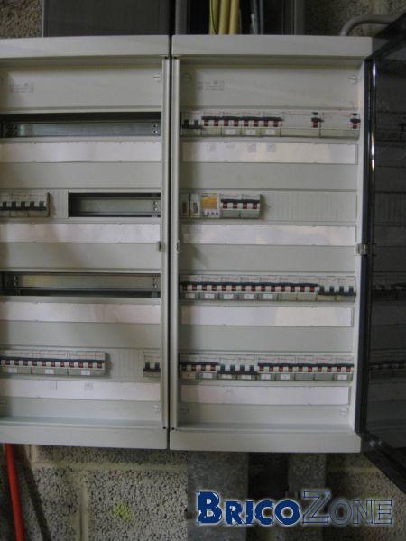 Assembler deux coffrets de 72 modules