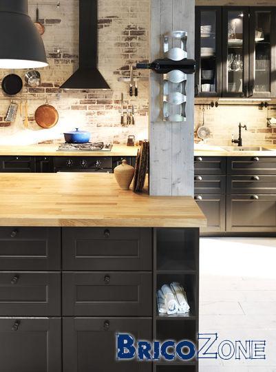 nouvelles cuisines ikea metod en 2014. Black Bedroom Furniture Sets. Home Design Ideas