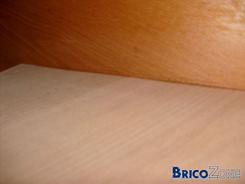 Escalier h tre traitement naturel for Traitement bois exterieur naturel