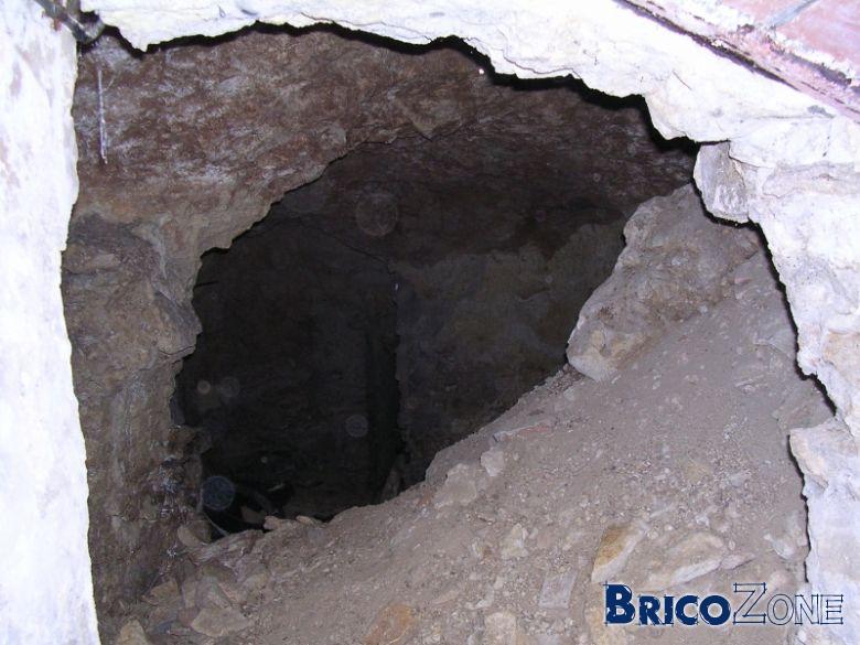 Cave Effondre Comment Rparer