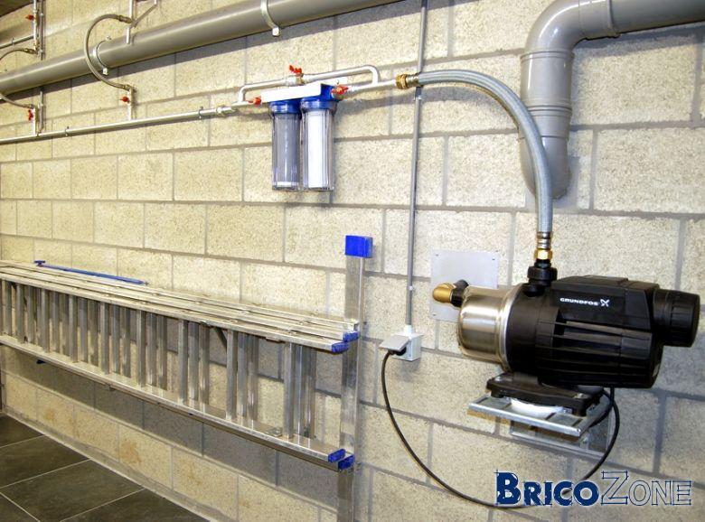 Pompe eau de pluie: quel mod�le choisir?
