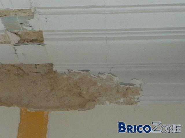 Comment plafonner proprement page 4 for Fou plafond platre