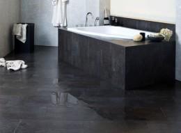 emejing lino salle de bain photos - design trends 2017 - shopmakers.us - Lino Dans Salle De Bain