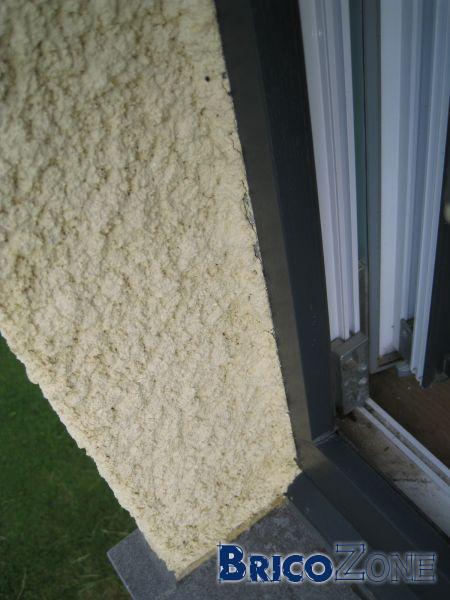 infiltration entre mur cr pi et ch ssis fen tre. Black Bedroom Furniture Sets. Home Design Ideas