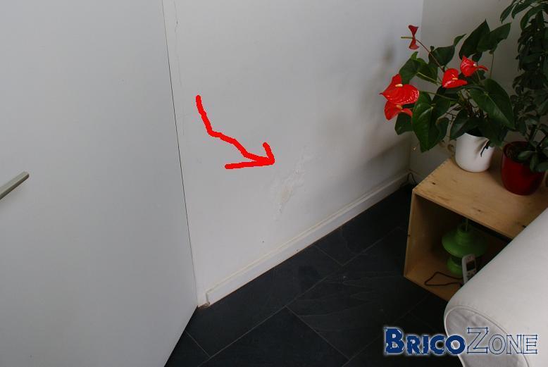 Amazing Ricou Traitement Humidite Mur Interieur With Traitement Humidit Mur  Interieur