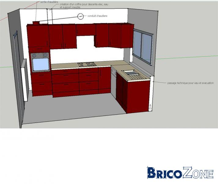 Reno cuisine for Cuisine sketchup 8
